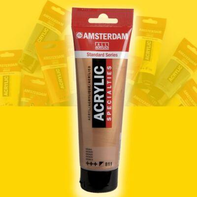 Talens Amsterdam akrilfesték 120ml Azo yellow L 268