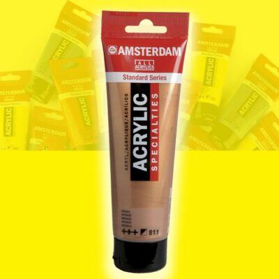 Talens Amsterdam akrilfesték 120ml Transparent yellow M 272
