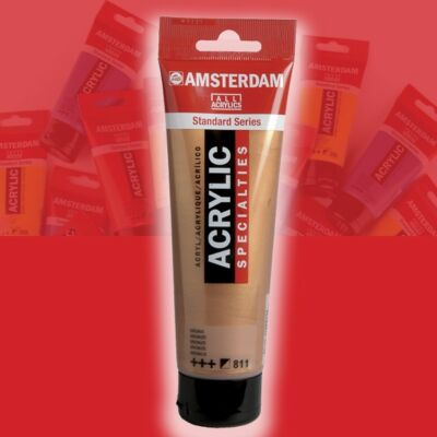Talens Amsterdam akrilfesték 120ml Naphthol red D 399