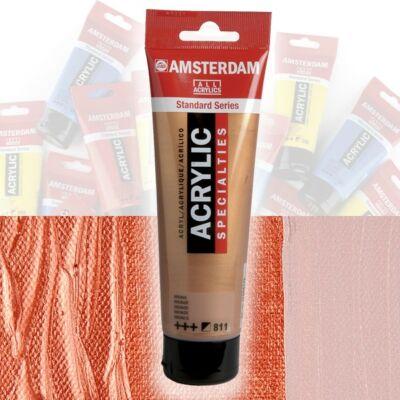 Talens Amsterdam akrilfesték 120ml  Copper 805