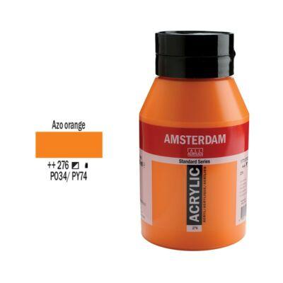 Talens Amsterdam akrilfesték 1000ml azo orange 276