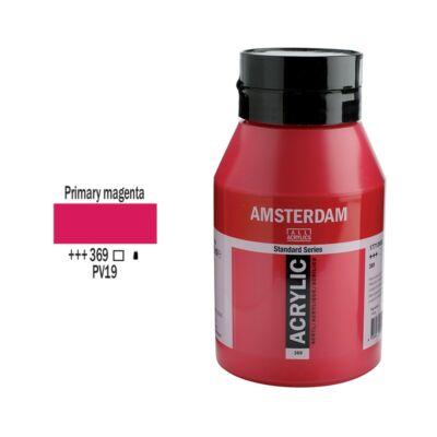 Talens Amsterdam akrilfesték 1000ml primary magenta 369