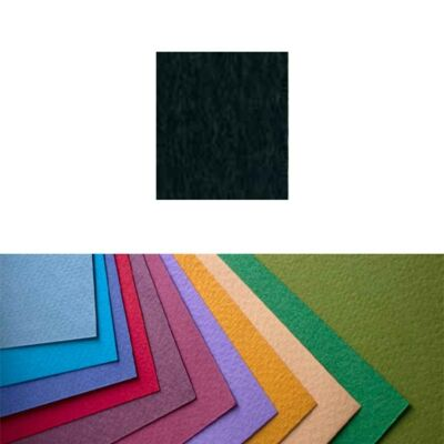 Fabriano Tiziano karton 160g/nm 21x29,7cm, Nero