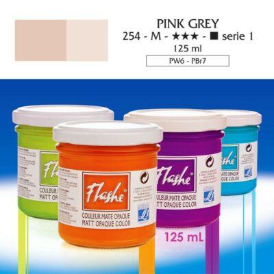Lefranc&Bourgeois Flashe akrilfesték 1.árkategória 125ml Pink grey 254