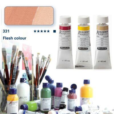 Schmincke Akademie acryl 60ml Flesh colour 331