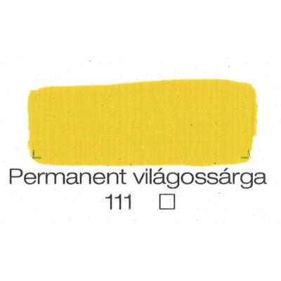 Pannoncolor AKRIL PERM.VIL.SÁRGA 200ml tub/1