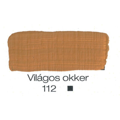 Pannoncolor AKRIL VIL.OKKER 200ml tub/1