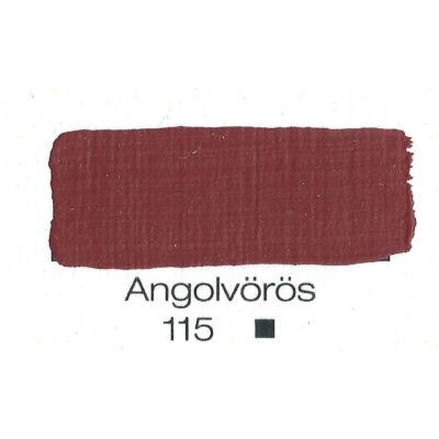 Pannoncolor AKRIL ANGOLVÖRÖS 200ml tub/1