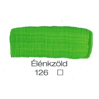 Pannoncolor AKRIL ÉLÉNKZÖLD 22ml tub/1