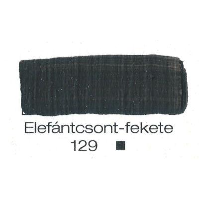 Pannoncolor AKRIL ELEFÁNTCSONTFEKETE 200ml tub/2