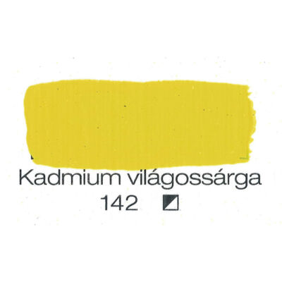 Pannoncolor AKRIL KADM.vil.SÁRGA 500ml/2