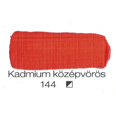 Pannoncolor AKRIL KADM.K.VÖRÖS 22ml tub/2
