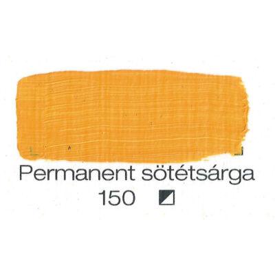 Pannoncolor AKRIL PERM.S.SÁRGA 500ml/1