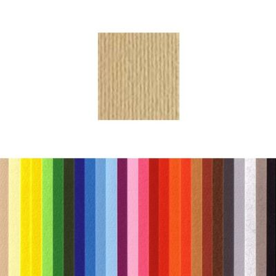 Fabriano Elle Erre karton ívben 220g/nm 70x100cm, Panna