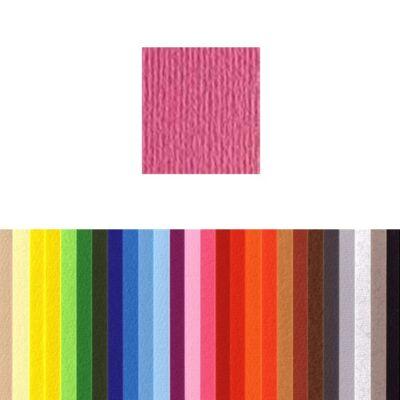 Fabriano Elle Erre karton ívben 220g/nm 70x100cm, Fucsia
