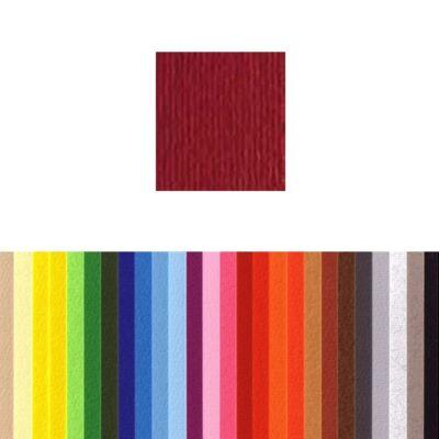 Fabriano Elle Erre karton ívben 220g/nm 70x100cm, Ciliegia