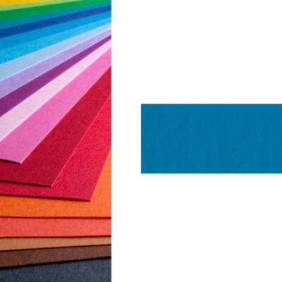 Fabriano Colore karton ívben 200g/nm 50x70cm – Türkizkék