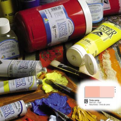 Ferrario Acrilic Master akrilfesték 60ml Flesh tint 09