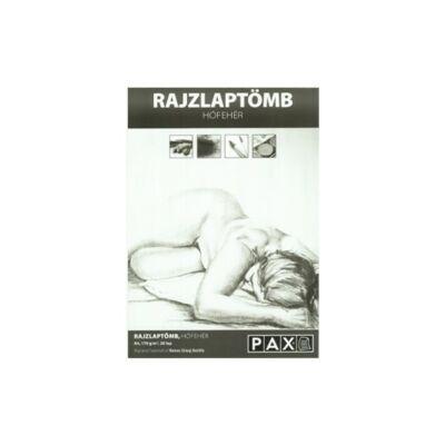 Pax Rajzlaptömb 170gr/m2 - 20 lap - A4