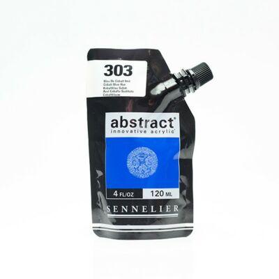 Sennelier Abstract akrilfesték Cobalt blue hue 303