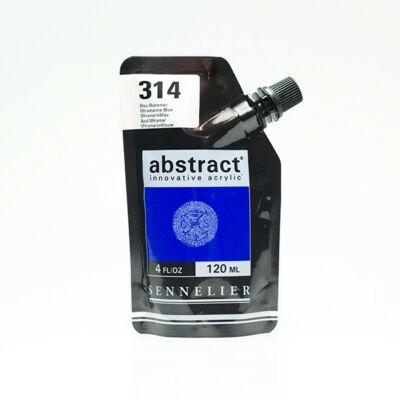 Sennelier Abstract akrilfesték Ultramarine blue 314