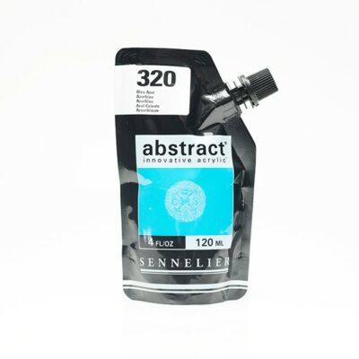 Sennelier Abstract akrilfesték Azurblau 320