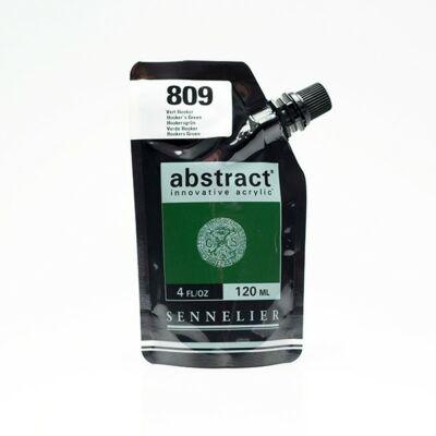 Sennelier Abstract akrilfesték Hooker's green 809