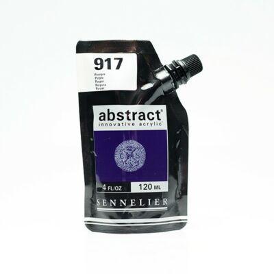 Sennelier Abstract akrilfesték Purple 917