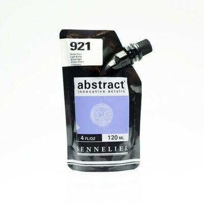 Sennelier Abstract akrilfesték Light violet 921