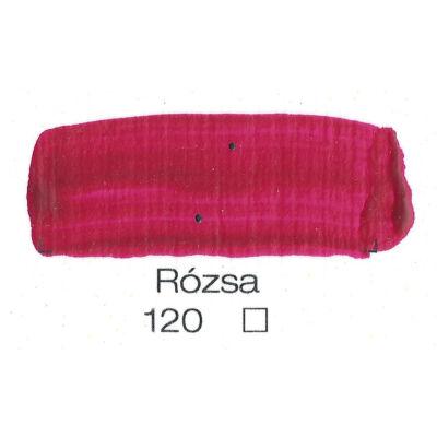 Pannoncolor akril 38 ml-es rózsa 120