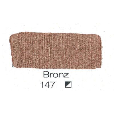 Pannoncolor akril 38 ml-es bronz 147