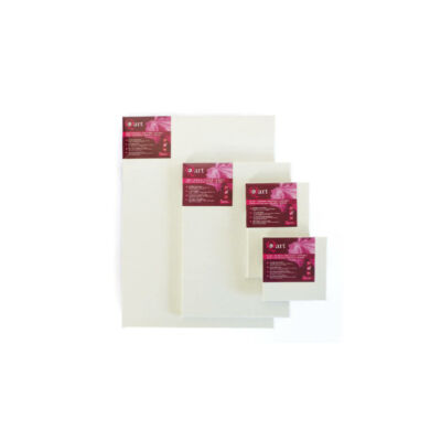 Q-art feszített festővászon, 280 g, pamut+szintetikus, 30x40 cm